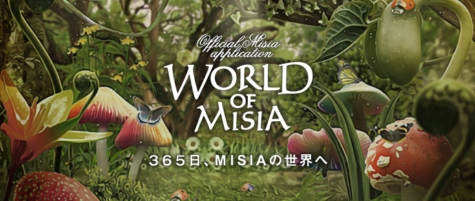 WORLD OF MISIA
